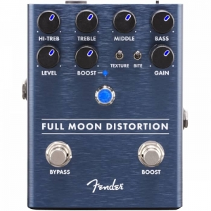 Купить FENDER PEDAL FULL MOON DISTORTION цена 4200 грн