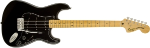 Купить SQUIER BY FENDER VINTAGE MODIFIED 70S STRATOCASTER MN BK цена 13 137 грн