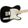 SQUIER BY FENDER CONTEMPORARY TELECASTER HH MN BLACK METALLIC фото