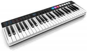 MIDI Клавиатура IK MULTIMEDIA iRIG KEYS I/O 49 купить