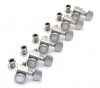Купить FENDER LOCKING TUNING MACHINES FOR STRATOCASTER/TELECASTER POLISHED CHROME
