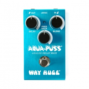 Педаль Эффект WAY HUGE WM71 Smalls Aqua-Puss Analog Delay купить