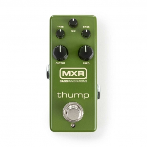 Гитары DUNLOP M281 MXR Thump Bass Preamp купить