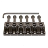 Купить GRAPH TECH PG-0080-B6 STRING SAVER FLOYD ROSE STYLE SADDLES BLACK (6 PCS)