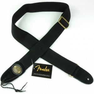 Купить FENDER 2' COTTON BK OVAL LOGO STRAP цена 540 грн