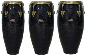 "Конга Барабаны DB PERCUSSION COG-100LB SPARKLE BLACK, 11 3/4"" купить"