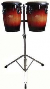 "Конга Барабаны DB PERCUSSION MCLB-400, 9"" & 10"" SUNBURST купить"