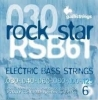 Купить GALLI ROCK STAR RSB61 (30-125) NICKEL 6-STRINGS LONG SCALE LIGHT