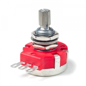 Потенциометр Для Гитары DUNLOP DSP500K Super Pot Potentiometer 500K купить