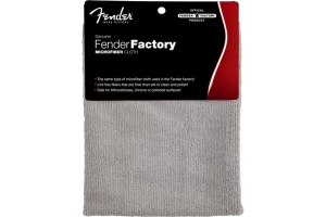 Уход За Гитарой FENDER GENUINE FACTORY MICROFIBER CLOTH купить
