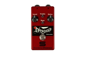 Педаль Эффект SEYMOUR DUNCAN DIRTY DEED DISTORTION PEDAL купить