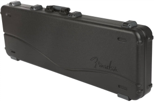 Чехол Для Бас Гитары FENDER DELUXE MOLDED BASS CASE BLACK купить