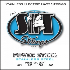 Струны Для Бас Гитары SIT STRINGS PSR45100L купить