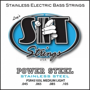 Струны Для Бас Гитары SIT STRINGS PSR45105L купить