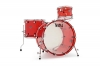 Купить NATAL DRUMS ARCADIA ACRYLIC TRANSPARENT RED