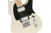 SQUIER BY FENDER CONTEMPORARY TELECASTER HH MN PEARL WHITE фото