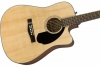 FENDER CD-60SCE WN NATURAL фото