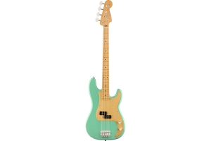 Бас-Гитара FENDER VINTERA '50S PRECISION BASS MN SEA FOAM GREEN купить