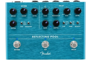 Педаль Эффект FENDER PEDAL REFLECTING POOL DELAY/REVERB купить
