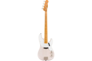 Бас-Гитара SQUIER BY FENDER CLASSIC VIBE '50S PRECISION BASS MAPLE FINGERBOARD WHITE BLONDE купить