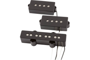 Звукосниматели Для Бас Гитары FENDER YOSEMITE P/J PICKUP SET купить