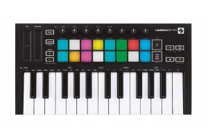 MIDI Клавиатура NOVATION LAUNCHKEY MINI MK3 купить