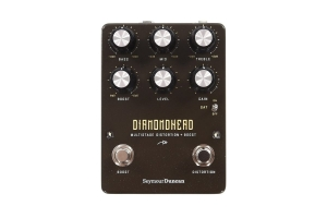 Педаль Эффект SEYMOUR DUNCAN DIAMONDHEAD DISTORTION BOOST PEDAL купить