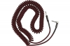 """Купить FENDER CABLE PROFESSIONAL COIL 30"""" RED TWEED"""