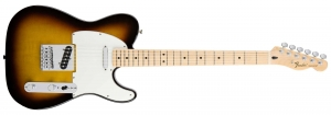 Купить FENDER STANDARD TELECASTER MAPLE FINGERBOARD BROWN SUNBURST цена 18 523 грн