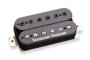 Хамбакер SEYMOUR DUNCAN TB-12B SCREAMIN' DEMON TREMBUCKER BLACK купить