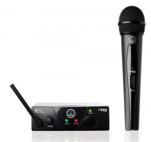 Вокальная Радиосистема AKG WMS40 MINI VOCAL SET BD US45B купить