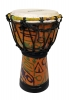 Купить MAXTONE ADJ30B Abstract Cloth Djembe 6