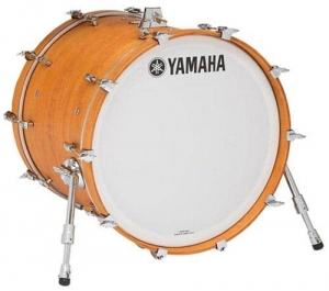 Бас Бочка YAMAHA AMB2218 - Absolute Hybrid Maple Bass Drum 22x18 (Vintage Natural) купить