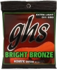 Купить GHS STRINGS BRIGHT BRONZE BB20X