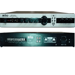 Усилитель BIG UNIT-250 -3ZONE USB/MP3/FM/BT/REMOTE купить