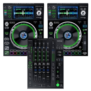 DJ Комплекты DENON DJ PRIME DIGITAL SET купить