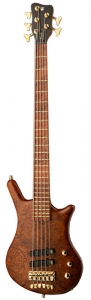 Бас-Гитара WARWICK Teambuilt Pro Series Thumb BO5 Ltd 2020 5-String (Natural Transparent Satin) купить