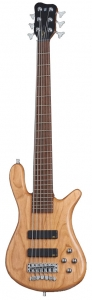 Бас-Гитара WARWICK Teambuilt Pro Series Streamer LX 6-String (Natural Transparent Satin) купить