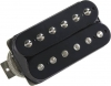 Купить GIBSON 498T HOT ALNICO 5 HUMBUCKER / DBL BLK COVER - BRIDGE