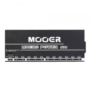 Педалборд MOOER MACRO POWER S12 купить