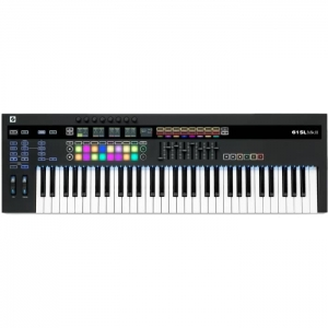 MIDI Клавиатура NOVATION 61SL MKIII купить