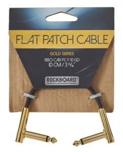 Патч Кабель ROCKBOARD RBOCABPC F10 GD GOLD Series Flat Patch Cable купить
