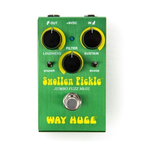 Педаль Эффект WAY HUGE WM41 Smalls Swollen Pickle Fuzz купить