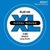 Купить D`ADDARIO XLB145 XL NICKEL ROUND WOUND SINGLE 145