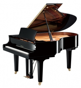 Клавиные Инструменты YAMAHA C3X (Polished Ebony) купить