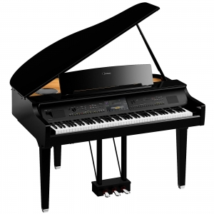 Клавиные Инструменты YAMAHA CVP-809GP (Polished Ebony) купить