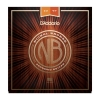 Купить D'ADDARIO NB1047 NICKEL BRONZE EXTRA LIGHT (10-47)
