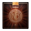 Купить D'ADDARIO NB1256 NICKEL BRONZE LIGHT TOP / MEDIUM BOTTOM (12-56)