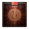 Купить D'ADDARIO NB1356 NICKEL BRONZE MEDIUM (13-56)
