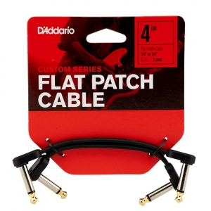 Патч Кабель D`ADDARIO PW-FPRR-204 Custom Series Flat Patch Cables 4 купить